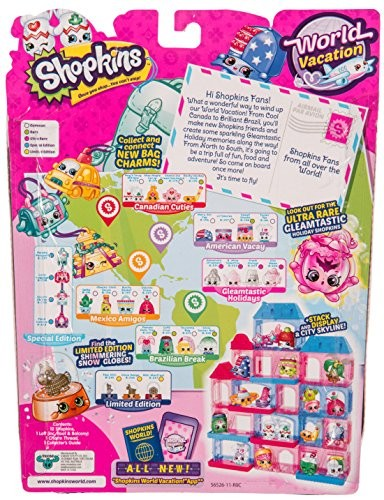 Wonderful ... ASIN:B06XFTXKLV TAG:shopkins Season 8 12 Pack ...
